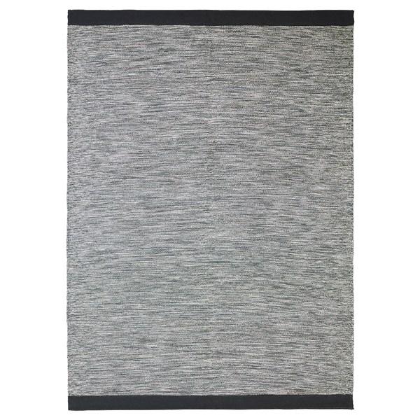 Linum Loom Matta 100% Bomull 140 x 200 cm Granite grå