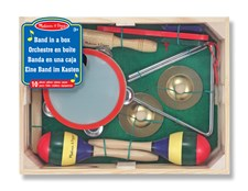 Band-in-a-box, Melissa & Doug