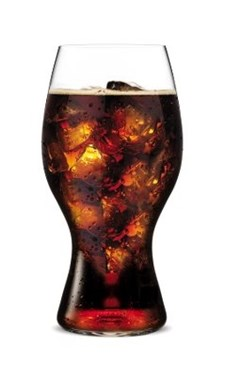 Riedel The O Wine Tumbler Coca Cola To Go Glas 48 cl Klar