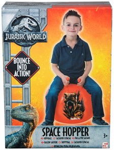 Hoppboll, Jurassic World