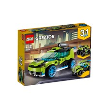 Rakettiralliauto, LEGO Creator (31074)
