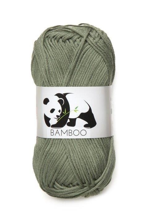 Viking of Norway Bamboo 50 gr vihreä