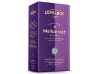 Kahvi LÖFBERGS keskipaahto suodatinkarkea 500 g