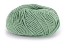 Dale Garn Lanolin Wool Ullgarn 50 g Jade grön 1413