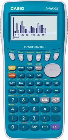 Casio FX-7400GII grafräknare
