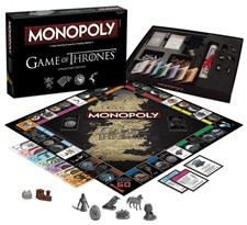 GAME OF THRONES MONOPOL
