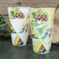Zelda Hyrule Fargeskiftende Glass