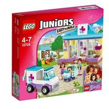 Mias Veterinärklinik, Lego Juniors (10728)