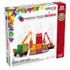 Magna-Tiles Builder 32 bitar