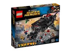 Lentävä kettu: Batmobiilin ilmakuljetushyökkäys, LEGO Super Heroes (76087)