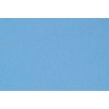 Kulørt kartong, A2 420x600 mm, 180 g, 10 ark, klar blå