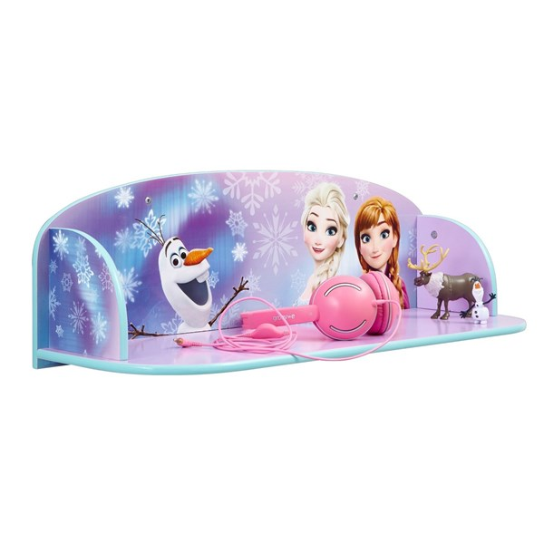 Hylla  Frozen  Disney - barnrumsförvaring