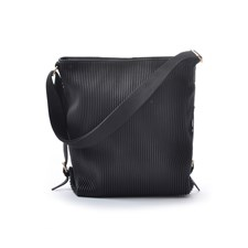 Ceannis Walnut Collection Shoulder Bag Black Black