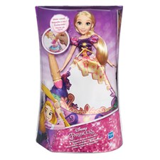 Story Skirt Doll, Rapunzel, Disney Princess