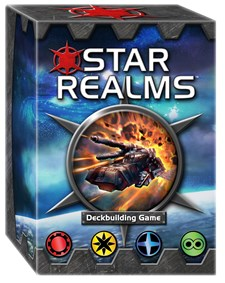 Star Realms card game, English version