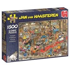 Jan van Haasteren, The dog show, Pussel 1500 bitar