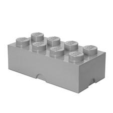 Lego Oppbevaringsboks 8, Grå