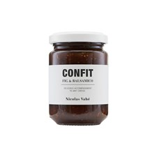 Nicolas Vahé Confit Fig & Balsamic 170 g