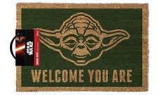 Star Wars Dörrmatta Yoda Welcome You Are