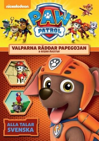 PAW Patrol - Säsong 2  Vol 5 - Valparna räddar papegojan & andra äventyr  Fox-Paramount