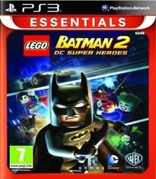 LEGO Batman 2 DC Super Heroes Essentials