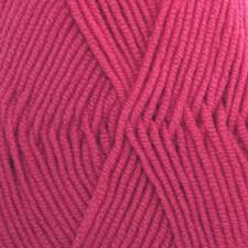 Drops Merino Extra Fine Uni Colour Garn Ullgarn 50g Heather 34