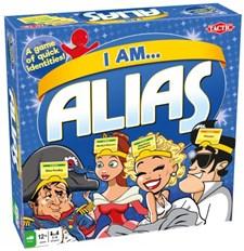 I am... Alias, Sällskapsspel