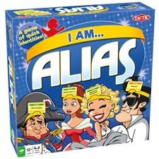 I am... Alias, Sällskapsspel (SE)
