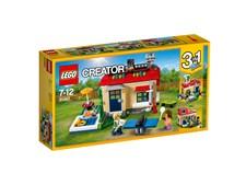 Semester vid poolen modulset, LEGO Creator Buildings (31067)