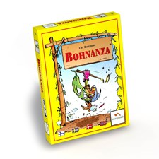 Bohnanza, kortspel (SE/FI/NO/DK)