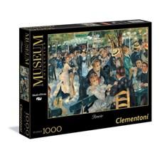 Puslespill, Renoir Dance at Le Moulin de la Galette, 1000 brikker, Clementoni Museum Collection