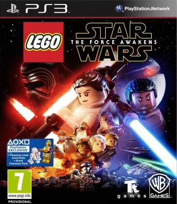 Lego Star Wars - The Force Awakens  Warner Games - playstation 3