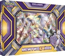 Poke Box Mewtwo EX, Pokémon