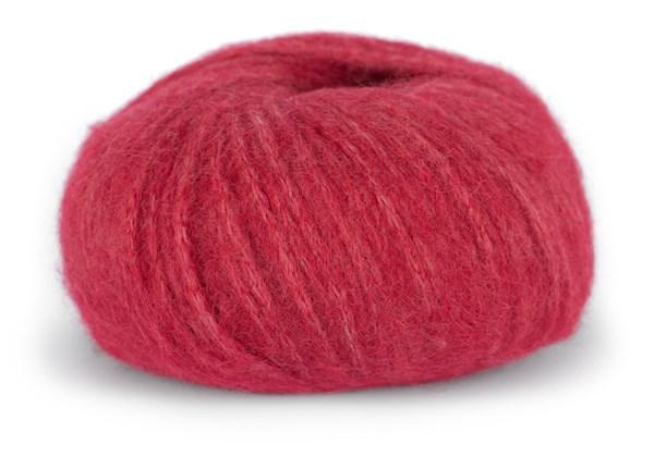 Du Store Alpakka Pus Garn Alpakkamix 50 g Rød 4018