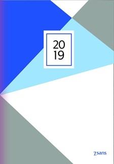 7.sans Time Design Line, innb., kartong