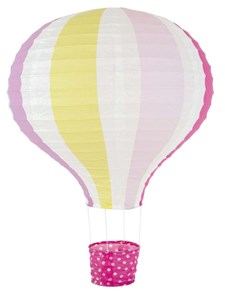 Rislampa Luftballong, Rosa, Jabadabado