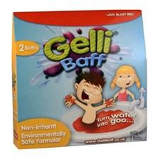 Gelli Baff, Bad i slush, 600g, Rød