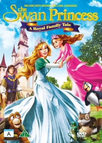 Svanprinsessan 5 - En kunglig familjesaga  Universal Sony