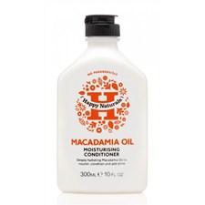Happy Naturals Hair Macadamia Moisturising Conditioner 300ml