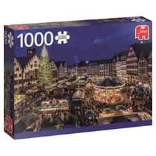 Christmas Market, Pussel 1000 bitar
