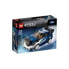 Ford Fiesta M-Sport WRC, LEGO Speed Champions (75885)