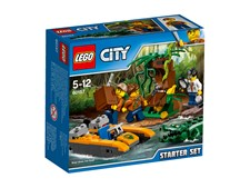 Jungel-startsett, LEGO City Jungle Explorers (60157)