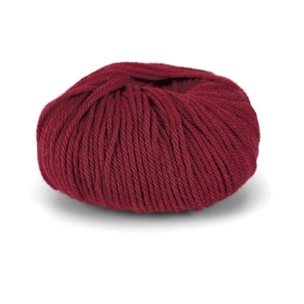Big Red Store >> Du Store Alpacka Big Sterk Lanka Alpakkavillasekoitus 50 G Tummanpunainen 819