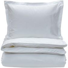 GANT Home Sateen Påslakan 100% Bomull 220x220 cm White