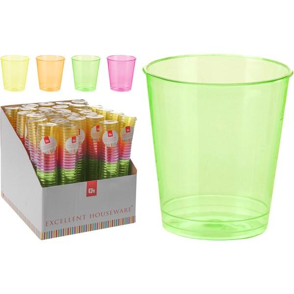 Shotglas Plast 32-pack - glas