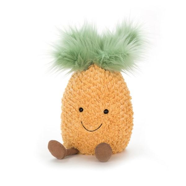 Amuseables Pineapple 25 cm  Jellycat - gosedjur