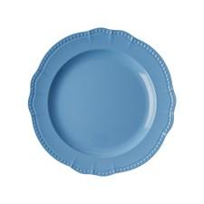 Rice Tallrik D :25 cm Melamin Blå