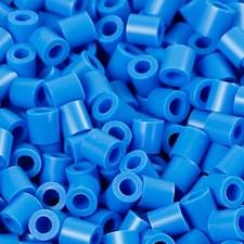 Fotohelmet, koko 5x5 mm, aukon koko 2,5 mm, 6000 kpl, sininen (17)