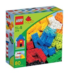 Basic klossar, Deluxe, Lego Duplo My First (6176)