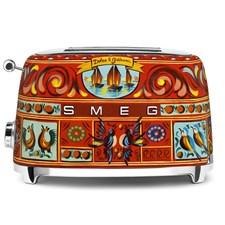 Smeg Brödrost 2-skivor Dolce & Gabbana